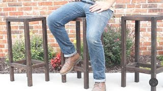easy bar stool plans
