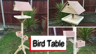 easy bird feeder plans free