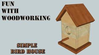 easy birdhouse plans