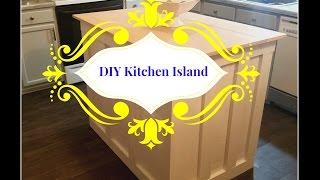 easy kitchen island ideas