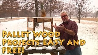 easy to do wood projects