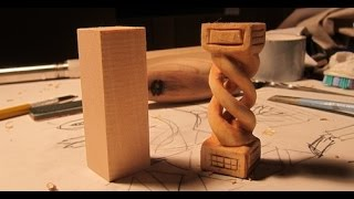 easy wood carving ideas