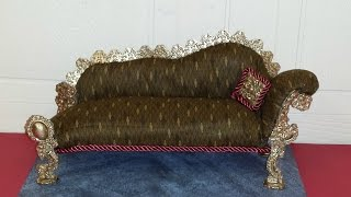 how to build a chaise lounge sofa