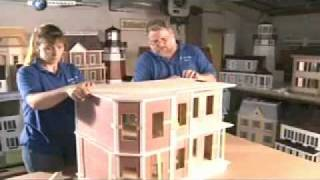 wooden doll house patterns